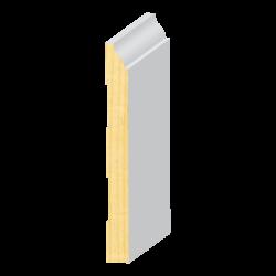 PR314FJ-5, 9/16x5-1/4, Primed Pine  #618 Primed Pine Base