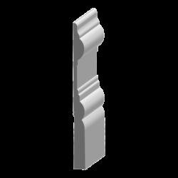 343MUL-FLEX, 9/16x7-1/4, Laguna Base Flex