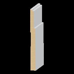 349MUL-7, 5/8x7-3/8, Meridian Base