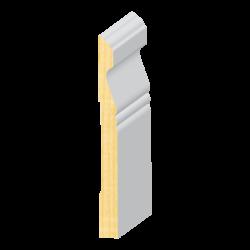 PR385FJ, 1/2x6, Primed Pine Palisade Base