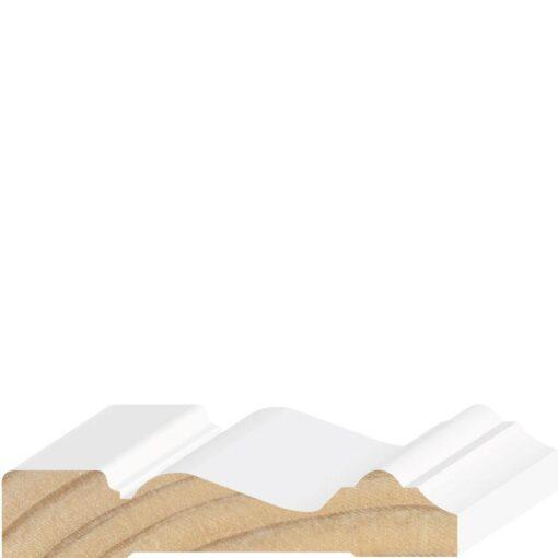 P856PPR, 11/16x3-1/4, Primed Pine Monterey Casing
